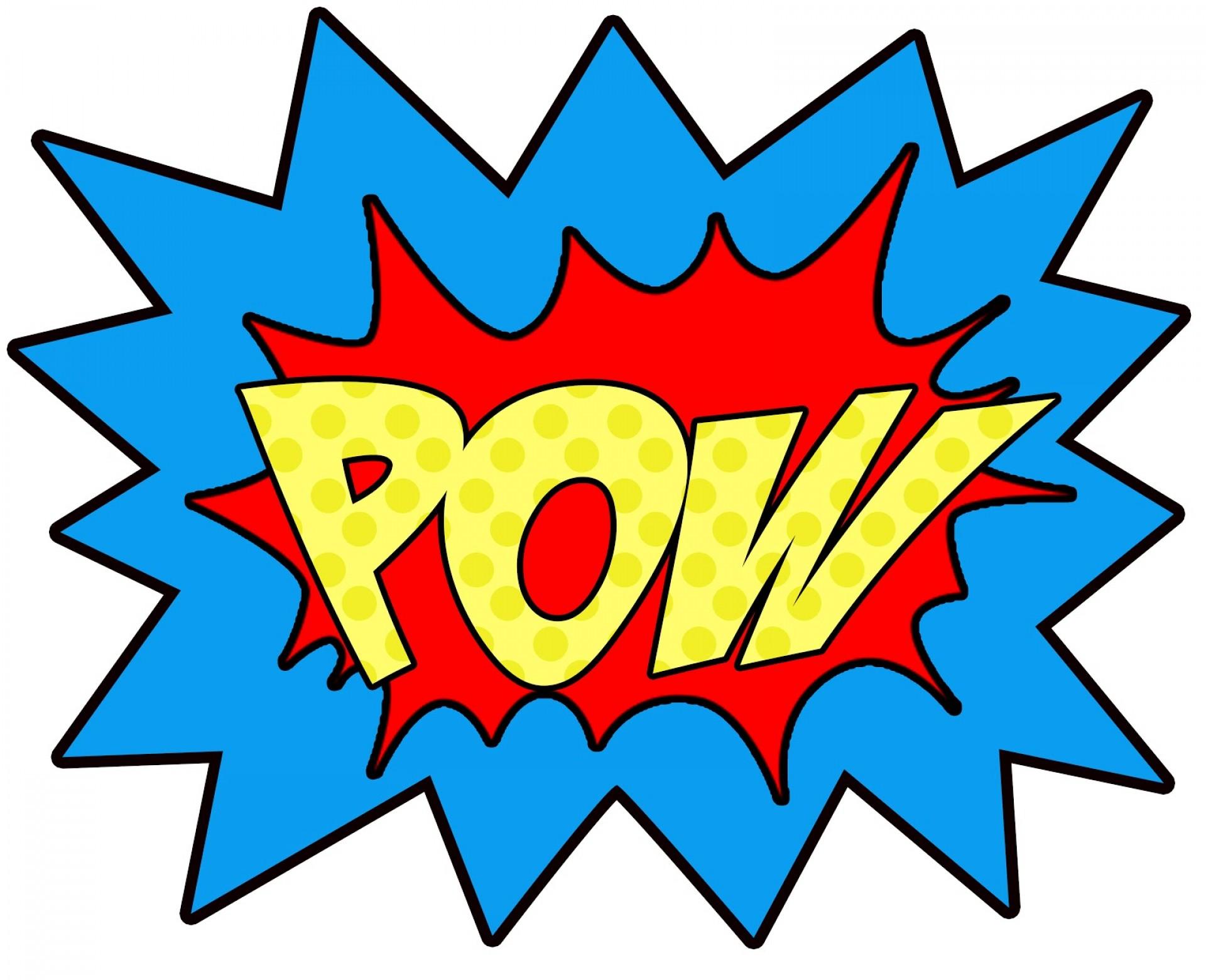 Action hero clipart clip library 011 Printable Word Free Superhero Words Super Hero Clip Art Clipart ... clip library