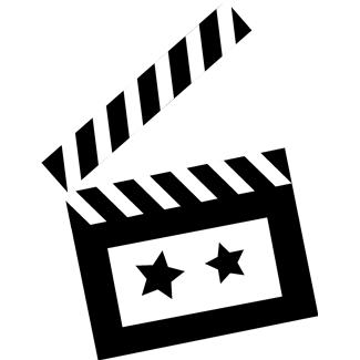 Free Clapperboard Clipart action sign, Download Free Clip Art on ... clip art library