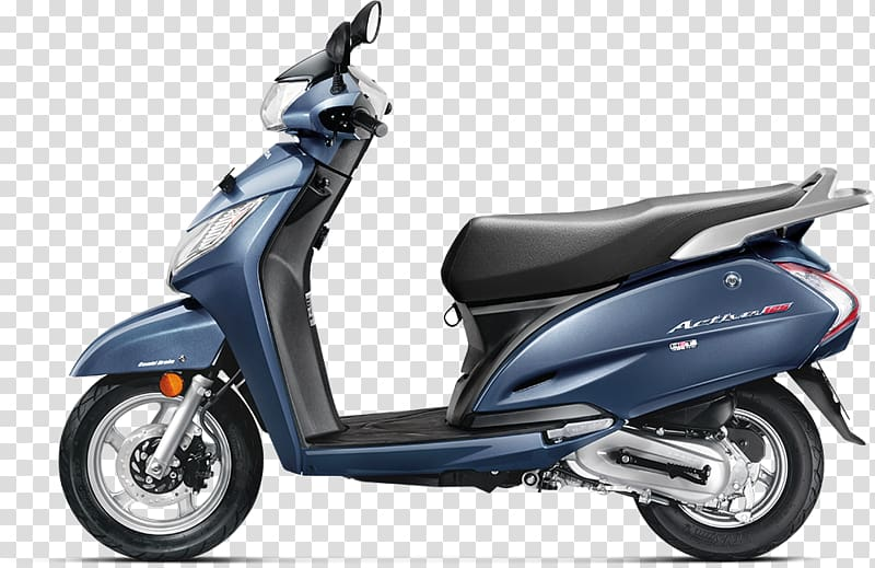 Honda Activa Scooter HMSI Motorcycle, honda transparent background ... clip art freeuse library