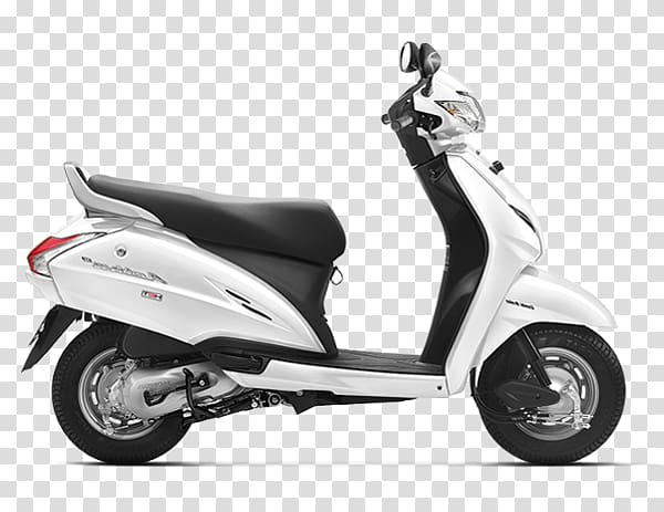 Honda Motor Company Scooter Car Motorcycle accessories Honda Activa ... jpg transparent download