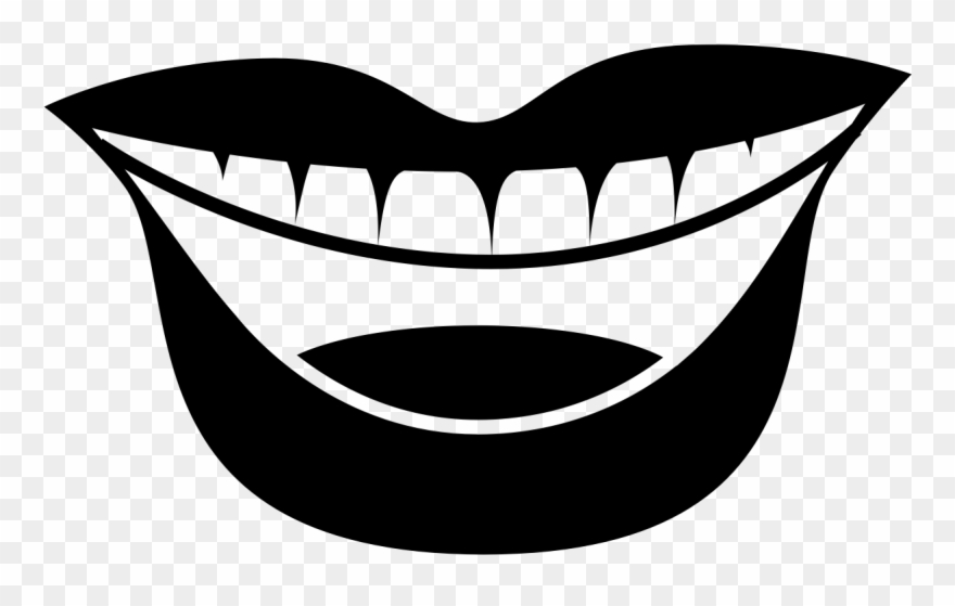 Activated charcoal clipart jpg free download Activated Charcoal For Oral Health - Laugh Mouth Icon Clipart ... jpg free download