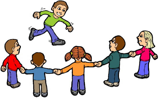 Free clipart children playing outside clip freeuse Family Fun in Dexter: Active Family Fun Games - Clip Art Library clip freeuse