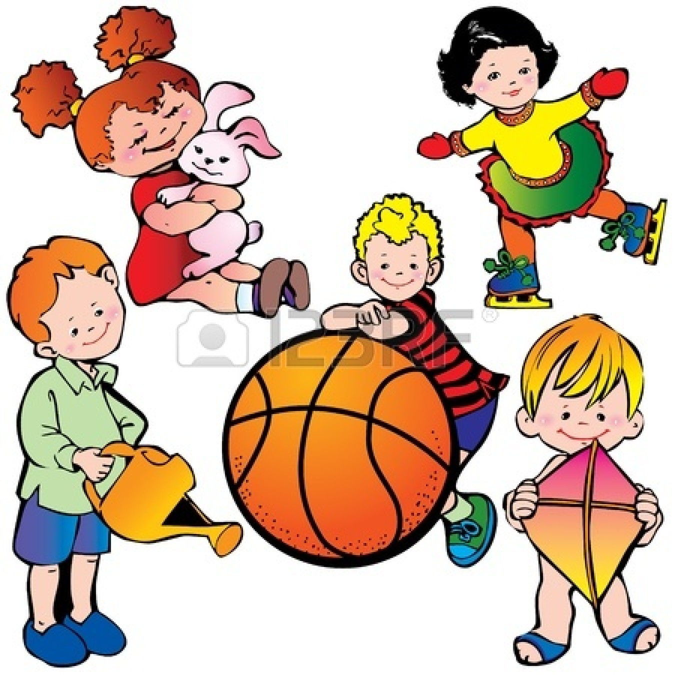 Kids Golf Clip Art Active | Clipart Panda - Free Clipart Images royalty free library