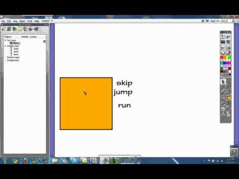 ActivInspire Tip: Hiding Words Behind an Object png transparent stock