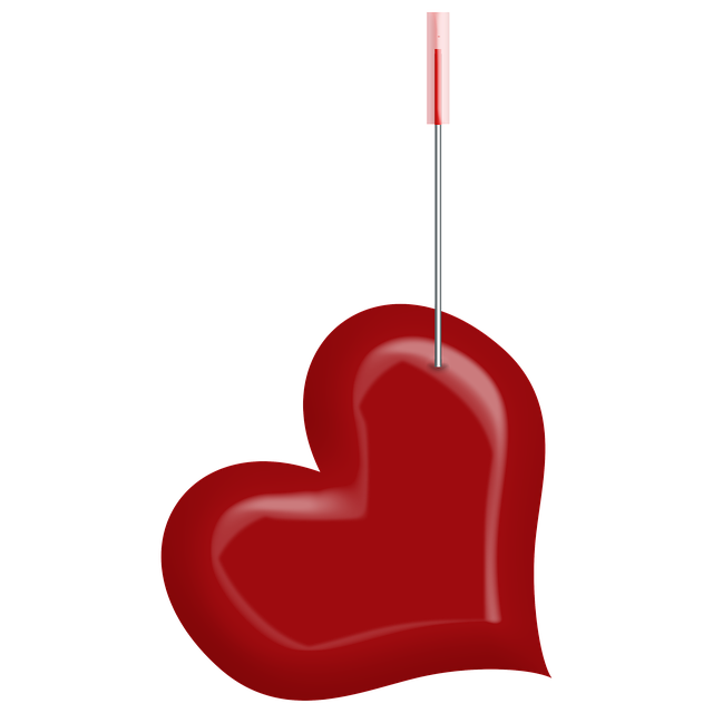 Acupuncture needle clipart transparent free png royalty free download Free Image on Pixabay - Heart, Acupuncture, Holistic in 2019 ... png royalty free download