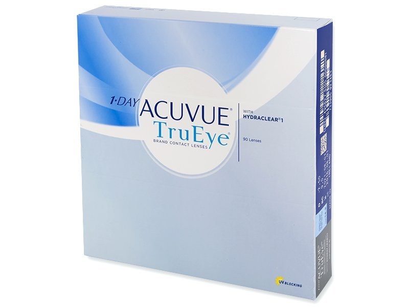 1 Day Acuvue TruEye (90 lenses) free download
