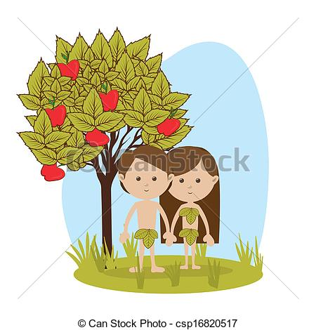 Adam und eva clipart royalty free library Adam and eve clipart - ClipartFest royalty free library
