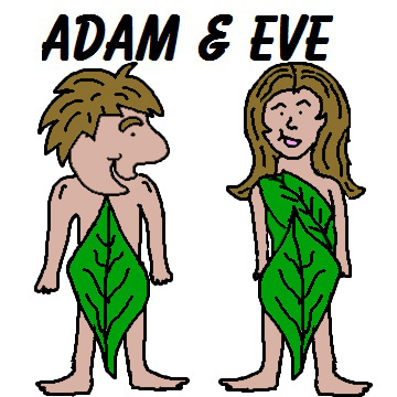 Adam und eva clipart jpg library stock Adam eve clipart - ClipartFest jpg library stock