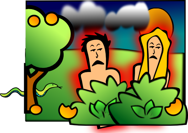 Adam und eva clipart royalty free Adam eve clipart - ClipartFest royalty free