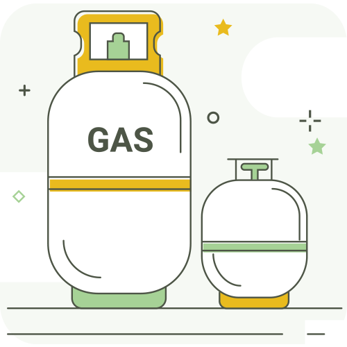Gas Bill Payment Service - Flat Commissions for Distributor & Retailers freeuse stock