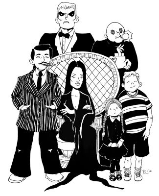 Addams clipart clipart download Addams family clipart 3 » Clipart Station clipart download