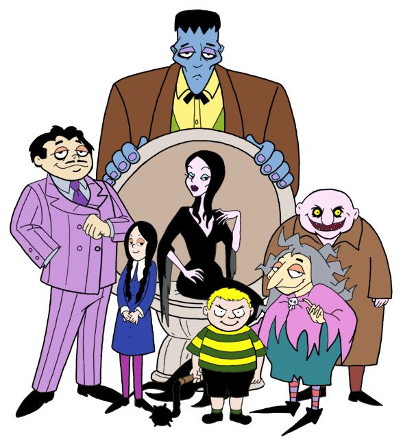 Addams family clipart katie clipart black and white library Collection of Addams clipart | Free download best Addams clipart on ... clipart black and white library