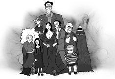 Addams family clipart katie svg transparent 71 Best Addams Family Design images in 2016 | Adams family ... svg transparent