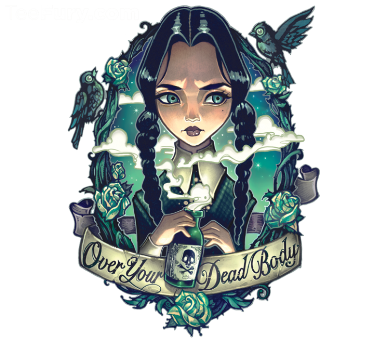 Addams family house clipart freeuse stock Over Your Dead Body | Pinterest | Wednesday addams, Bodies and Tattoo freeuse stock