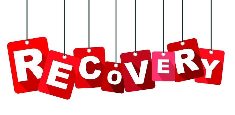 Addiction recovery clipart