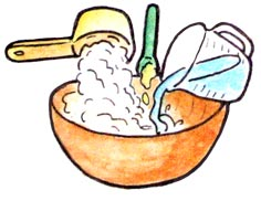 Adding ingredients clipart image Mix Ingredients Cliparts - Cliparts Zone image