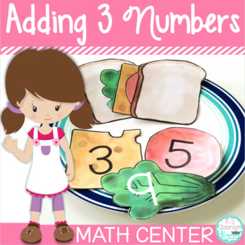 Adding 3 Numbers Color By Number Worksheets & Teaching Resources | TpT clipart free