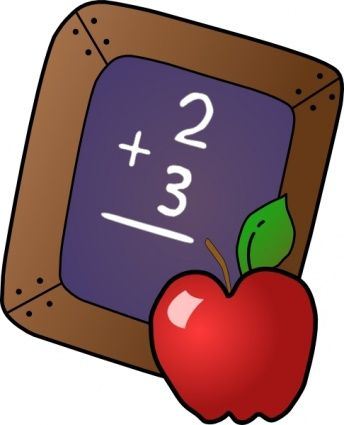 Math Clipart clip art | SCHOOL TIME ♥ | Teaching numbers, Fun math ... clip art royalty free stock