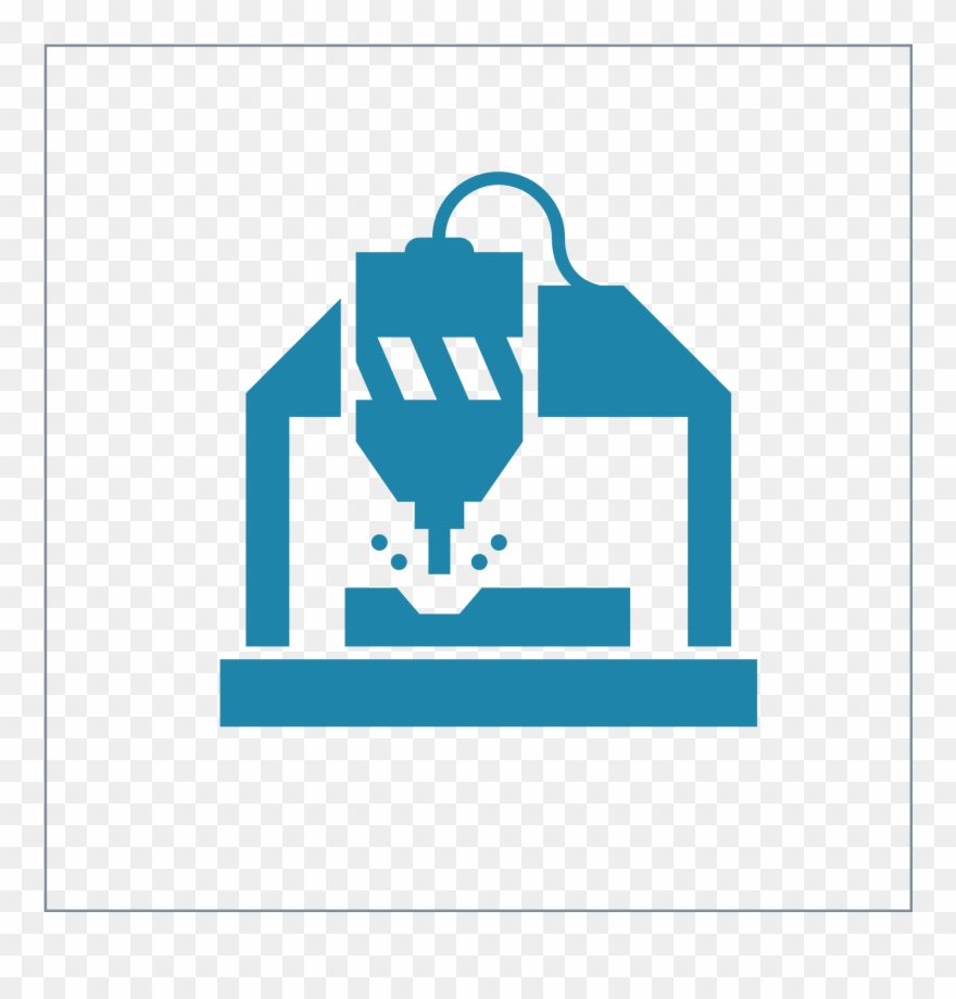 Additive manufacturing clipart clip art free stock Manufacturing And Automotive - Icons Vector Black Manufacturing ... clip art free stock