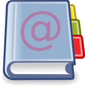 Address books clipart png royalty free download How to Add Address Books in Outlook | EIT Networks, LLC png royalty free download