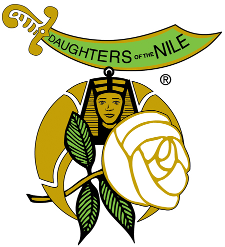 Address lables shriners clipart svg royalty free download Traveling Templar: Daughters of the Nile svg royalty free download