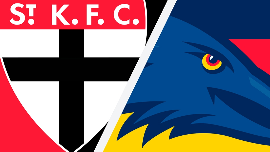 Adelaide crows clipart royalty free library Highlights: St Kilda v Adelaide royalty free library