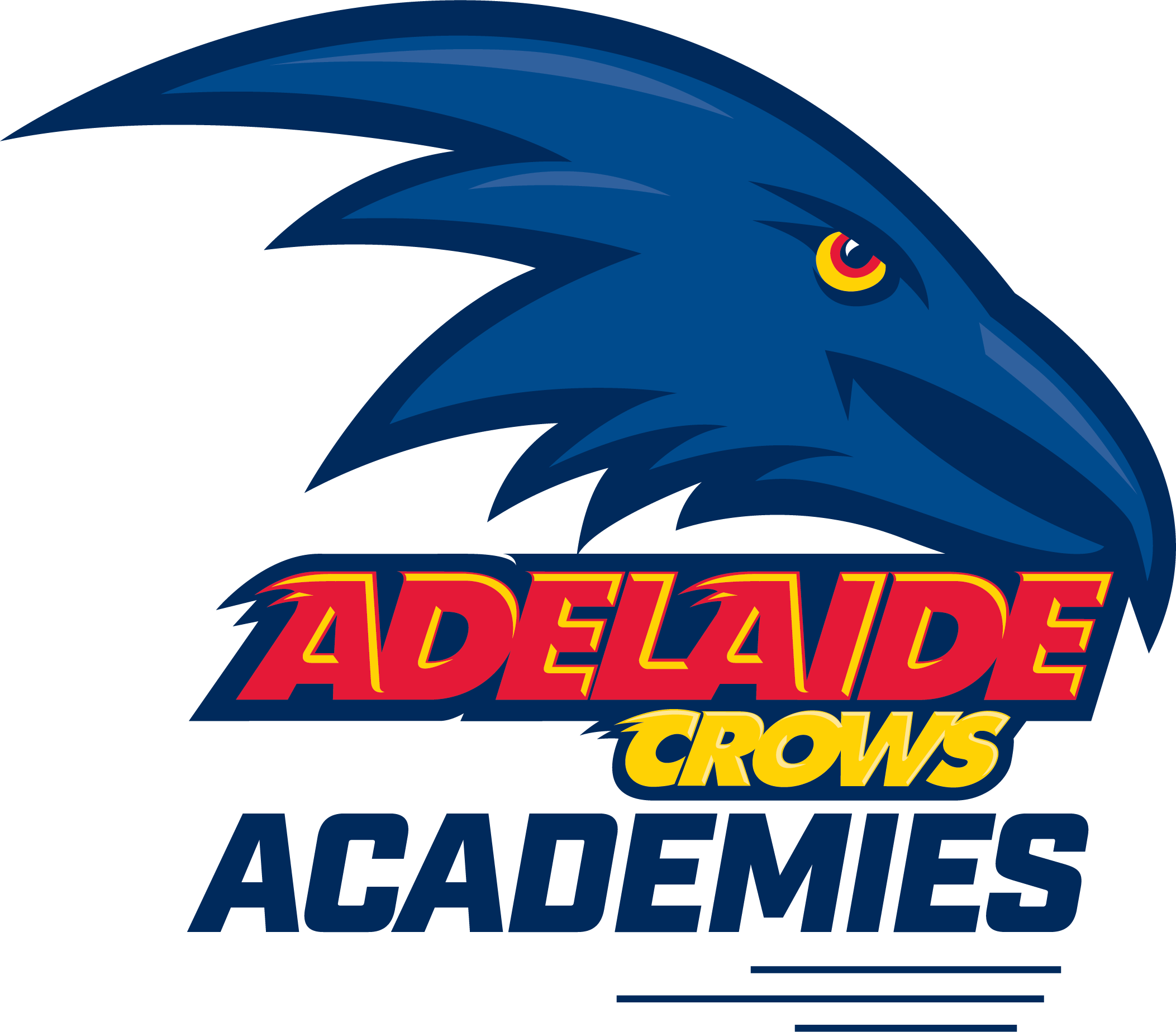 Adelaide crows clipart transparent library About Academies - AFC.com.au transparent library