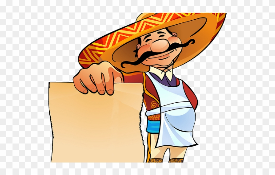 Adelitas transparent clipart image freeuse library Mexico Clipart Mexican Restaurant - Mexican Man Cartoon Png ... image freeuse library