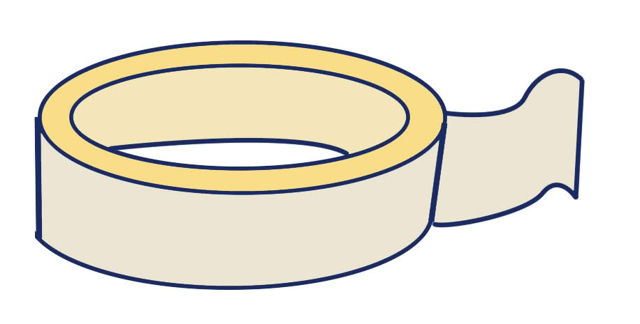 Adhesive tape clipart jpg free library 69+ Tape Clip Art   ClipartLook jpg free library