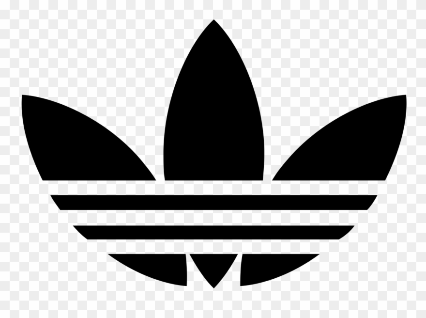 Adidas original clipart svg library library Adidas Style - Adidas Originals Logo Blue Clipart (#3316571 ... svg library library