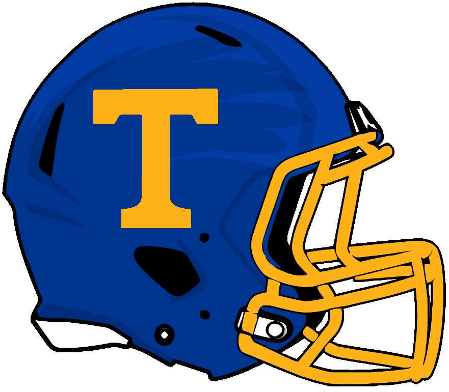 Adidas football helmet clipart png library stock Mississippi High School Football Helmets: Tupelo png library stock