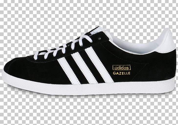 Adidas gazelle clipart image black and white stock Gazelle Sneakers Adidas Originals Shoe PNG, Clipart, Adidas, Adidas ... image black and white stock