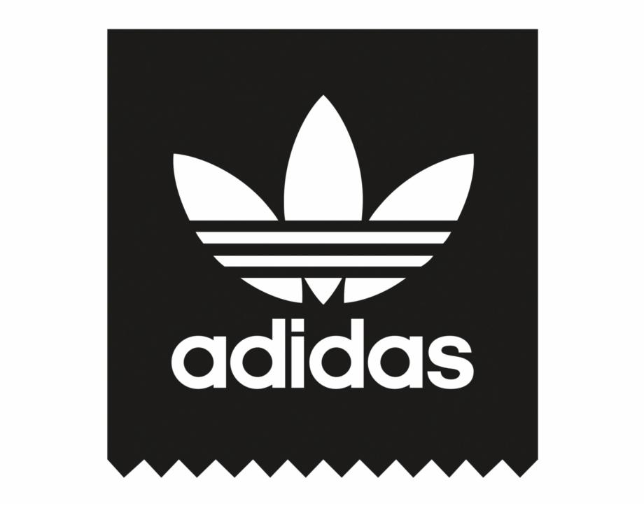 Adidas original clipart clip freeuse download Adidas Adidas Skateboarding Logo - Clip Art Library clip freeuse download