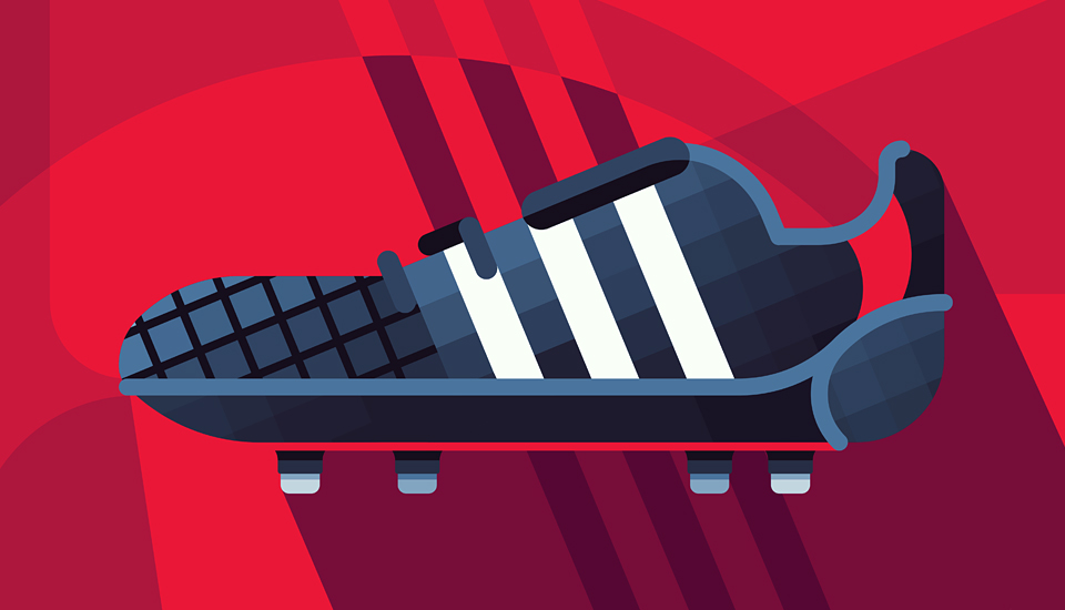 SB Illustrated | Daniel Nyari adidas Predator Timeline - SoccerBible clip stock