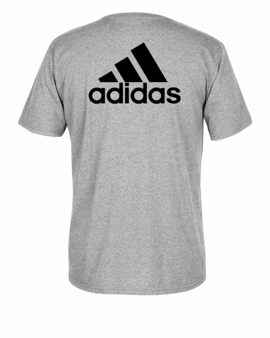 Adidas shirt clipart clip art royalty free stock Adidas Logo Back Tee Free PNG Images & Clipart Download #183677 ... clip art royalty free stock