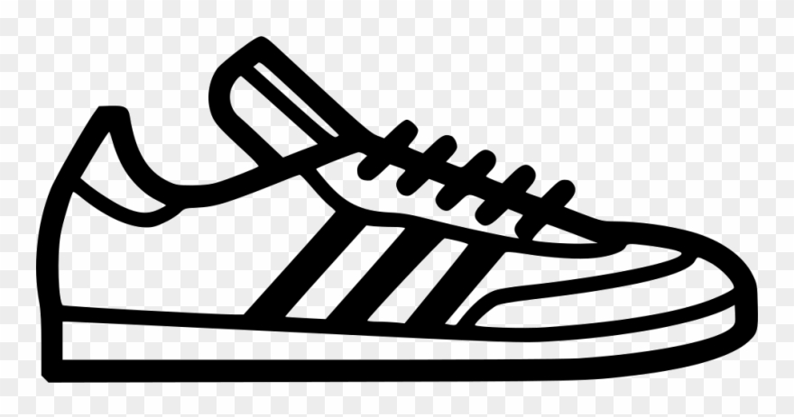 Adidas shoes clipart graphic royalty free download Adidas Shoes Icon Png Clipart (#591678) - PinClipart graphic royalty free download