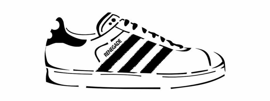 Adidas Shoes Clipart Picsart Png - Vector Shoes Adidas Png Free PNG ... svg freeuse library