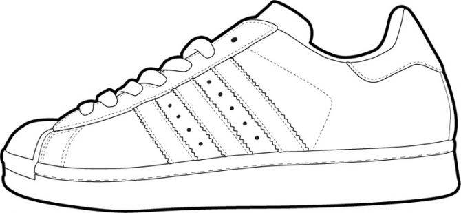 Adidas shoes clipart png free stock Nike Shoes Clipart | Free download best Nike Shoes Clipart on ... png free stock