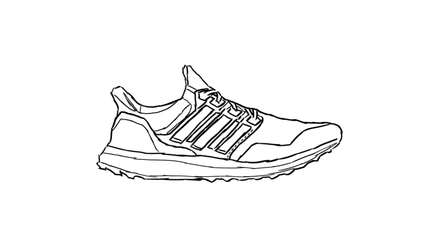 Adidas yeezy clipart clip art freeuse library Shoes Cartoon clipart - Drawing, White, Product, transparent clip art clip art freeuse library