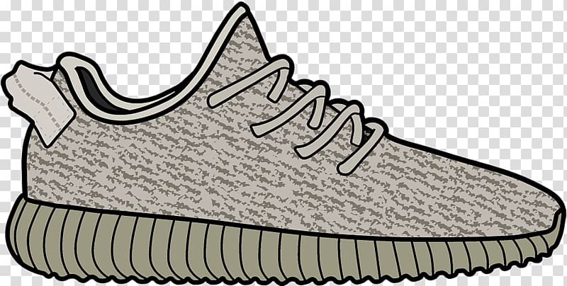 Adidas yeezy clipart picture royalty free download Adidas Yeezy Adidas Originals Shoe Sneakers, adidas transparent ... picture royalty free download
