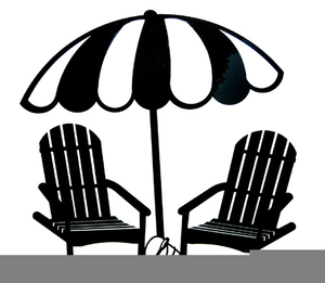Adirondack chairs clipart jpg free library Adirondack Chair Clipart | Free Images at Clker.com - vector clip ... jpg free library