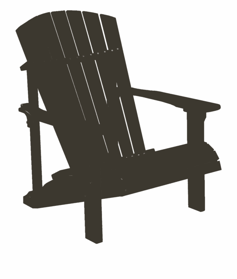Adirondack chairs clipart picture royalty free Adirondack Chair - Garden Furniture Free PNG Images & Clipart ... picture royalty free