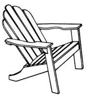 Adirondack chairs clipart free clipart library stock adirondack chair clip art - Google Search | Drawing | Chair drawing ... clipart library stock