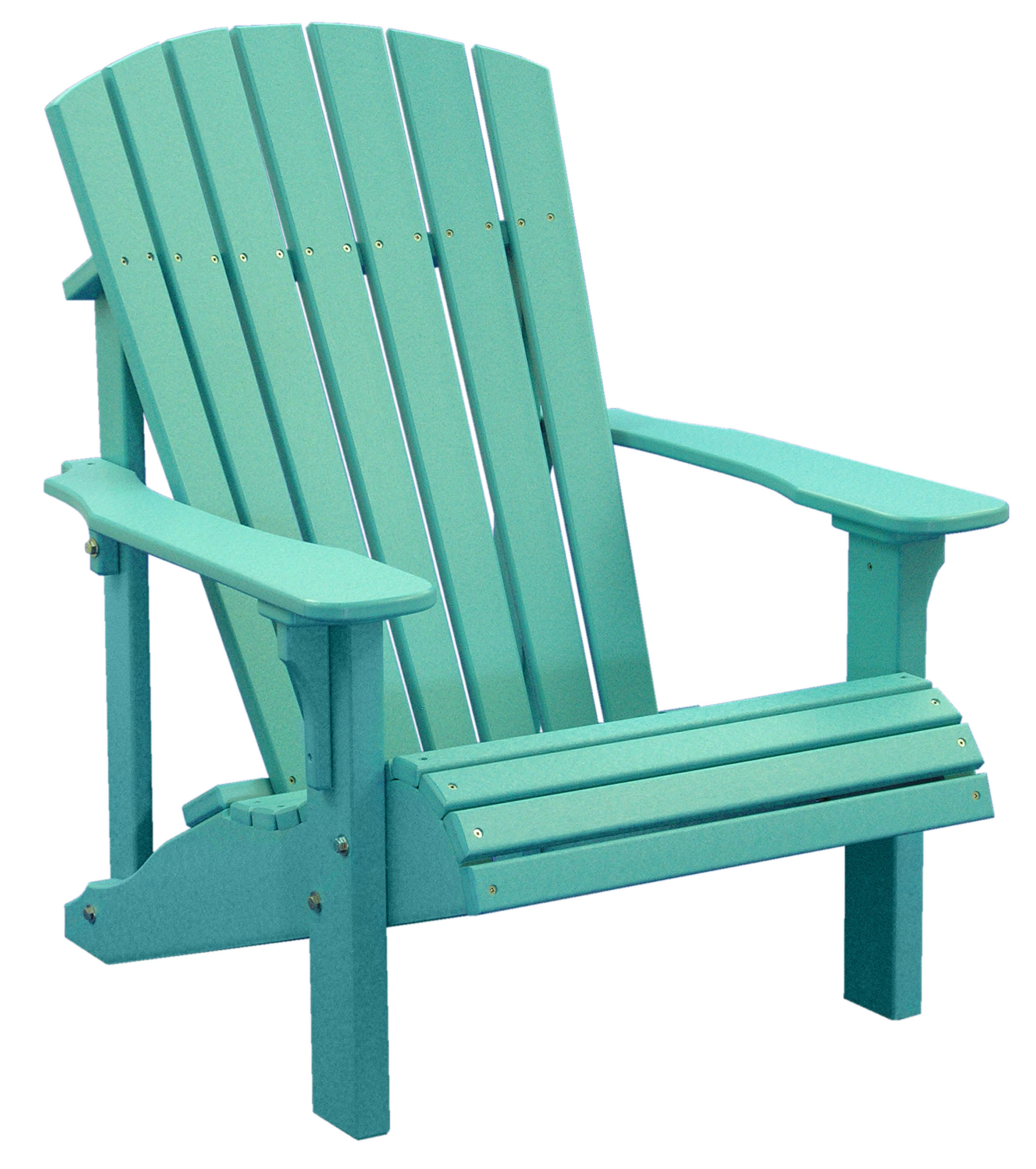 Adirondack chairs clipart free graphic free Poly Deluxe Adirondack Chair | Outdoor Furniture | LuxCraft | Swiss ... graphic free