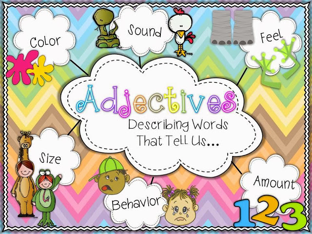Adjectives clipart jpg library Adjectives clipart 5 » Clipart Station jpg library
