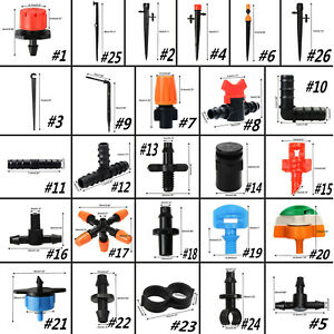 Adjusting sprinkler heads clipart vector free Details about Water Irrigation Kit Set Micro Drip Watering System Auto  Plant Garden Adjustable vector free