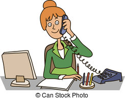 Admin clerk clipart - ClipartFest picture library library