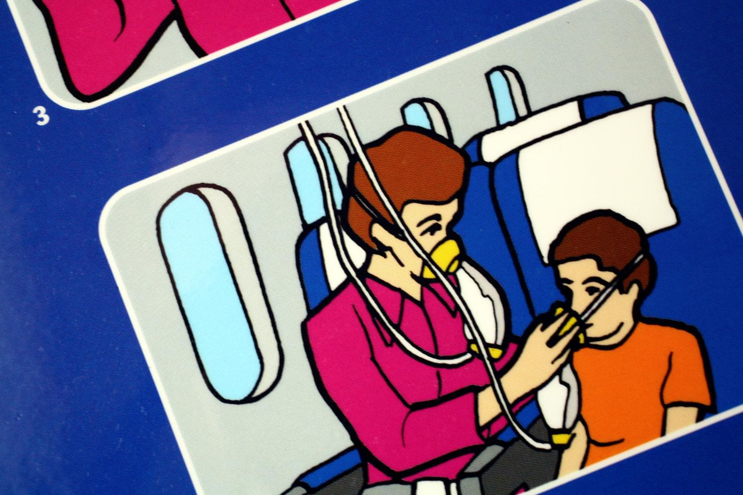 Administer oxygen clipart clip library The truth about oxygen masks on planes – what can the Southwest ... clip library
