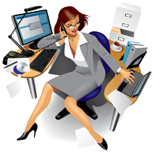 Administrative assistant clipart images jpg free library Free Administrative Assistant Cliparts, Download Free Clip Art, Free ... jpg free library
