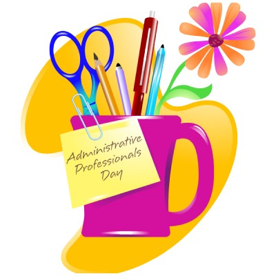 Happy administrative professionals day clipart image black and white Free Administrative Staff Cliparts, Download Free Clip Art, Free ... image black and white